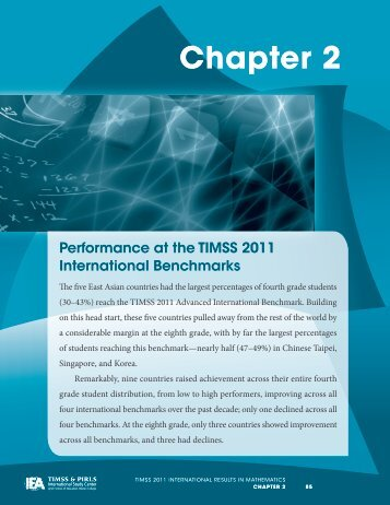 Chapter 2 - TIMSS and PIRLS Home