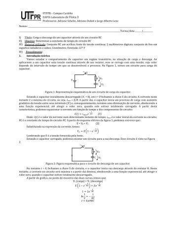 de Física 3 - UTFPR