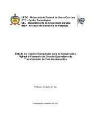 2 Estudo do Circuito Grampeador para o Conversor ... - Ivo Barbi