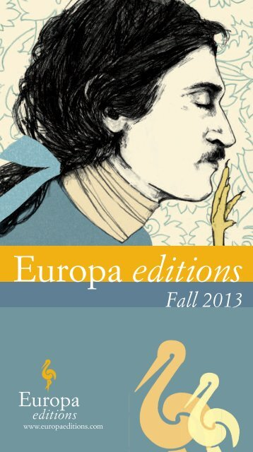 Europa editions - Bookseller Services - Penguin Group