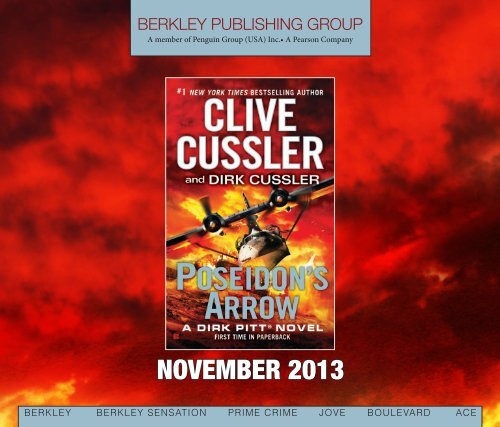 NOVEMBER 2013 - Bookseller Services - Penguin Group