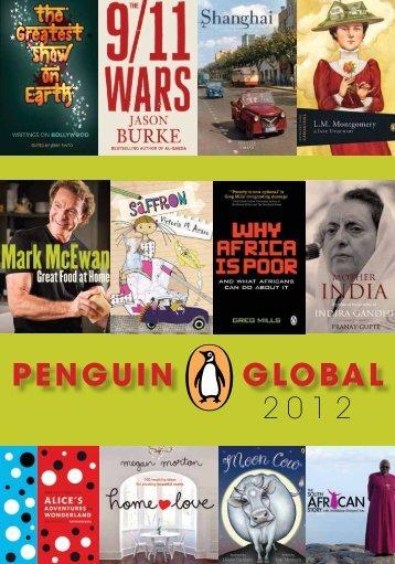 PENGUIN GLOBAL - Bookseller Services - Penguin Group