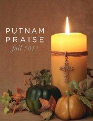 PUTNAM PRAISE fall 2012 - Bookseller Services - Penguin Group