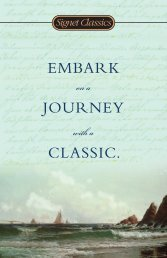 EMBARK JOURNEY CLASSIC. - Bookseller Services - Penguin Group