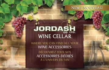 WINE CELLAR - Jordash