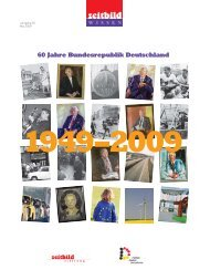 1949 – 2009 · 60 Jahre Bundesrepublik Deutschland