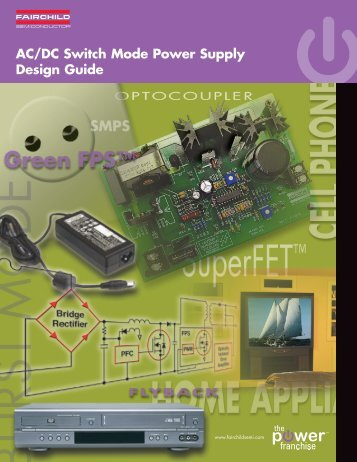 AC/DC Switch Mode Power Supply Design Guide - IEC & Associates