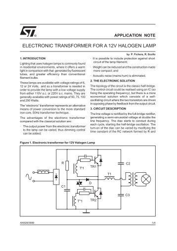 12v electronic transformer wiring diagram manual e books rh 75 iq radiothek de