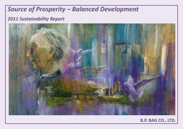 Source of Prosperity – Balanced Development - About PUMA