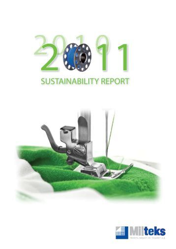 SUSTAINABILITY REPORT - About PUMA