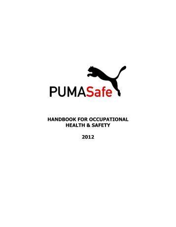 2011-01 Handbook_ohs - About PUMA