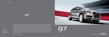 2012 Audi Q7 - Audi of America