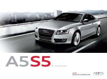 A5S5  Accessories - Audi of America