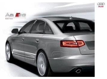 Sedan | Avant - Audi of America