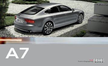 A7 - Audi of America