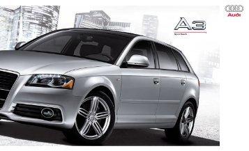 Sportback - Audi of America