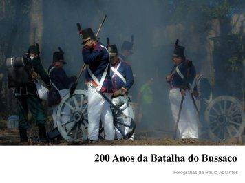 200 Anos Batalha Bussaco - Paulo Abrantes