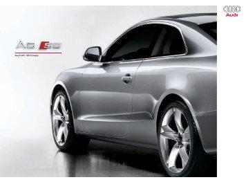 Audi A5 | S5 Coupe - Audi of America