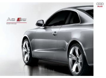 Audi A5 | S5 Coupe - Audi of America
