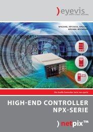 HiGH-EnD ConTrollEr nPX-SEriE - Eyevis GmbH