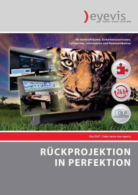 RüCkPRojektion in PeRfektion - Eyevis GmbH