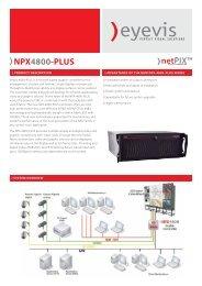 netPIX 4800-PLUS Data Sheet - Rap-ing doo