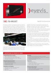 EC-70-WUXT - Eyevis GmbH