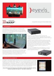 openWARP2 - Eyevis GmbH
