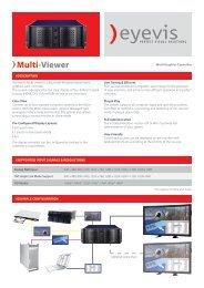 Multi-Viewer - Eyevis GmbH