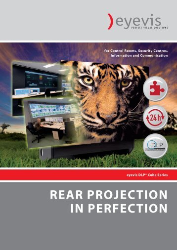 ReaR PRojeCtion in PeRfeCtion - Eyevis GmbH