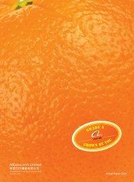 Annual Report 2009 - Alibaba