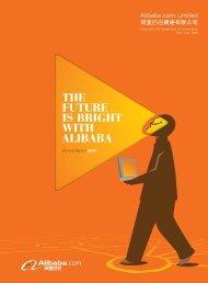 Directors' Report - Alibaba