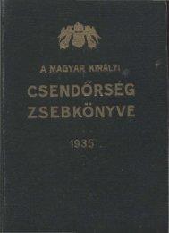 l - Magyar Királyi Csendőrség