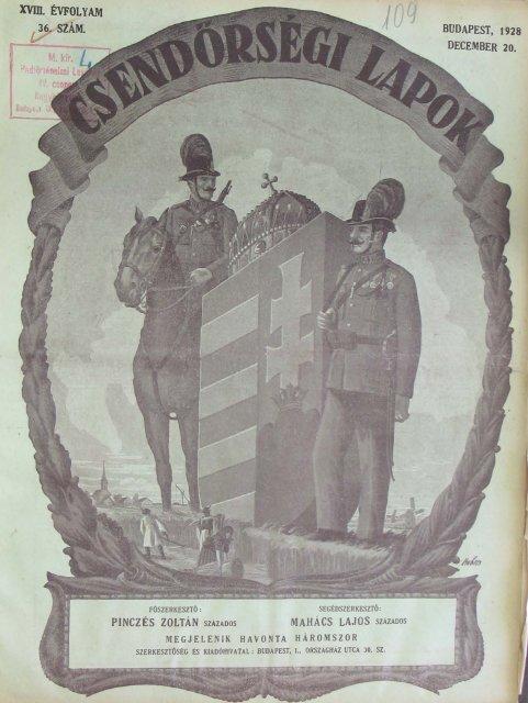 I I I l I I I - Magyar Királyi Csendőrség