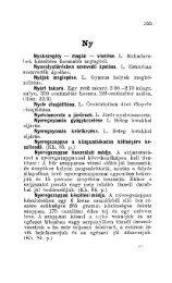 Közigazg. hatóság - Magyar Királyi Csendőrség