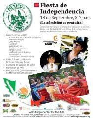 Fiesta de Independencia - City of Santa Rosa