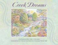 Creek Dreams: Expanding the Vision - City of Santa Rosa