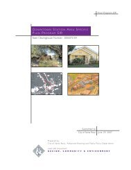 Final EIR - Downtown Station Area Specific Plan - City of Santa ...