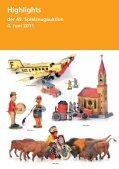 Highlights der 49. Spielzeugauktion 4. Juni 2011 - Antico Mondo - Seite 2