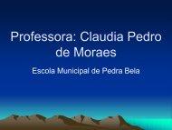Profa. Claudia Moraes (Kits Água) - Associação Mata Ciliar