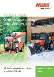 TopLösungen Grundstückspflege und Winterdienst. - Gruene ...