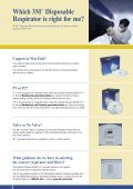 Disposable Respirators - Page 2