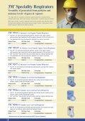 Disposable Respirators - Page 6
