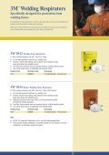 Disposable Respirators - Page 7