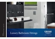 Grohe.com Luxury Bathroom Fittings