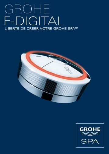 GROHE F-DiGitAl