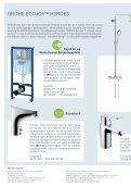 Mindre vand, Mindre energi, Mere nydelse - Grohe - Page 4