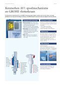 21112001 BROCHURE SANITAIR RAPID.indd - Grohe - Page 5