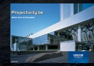 Projectivity.be - Grohe