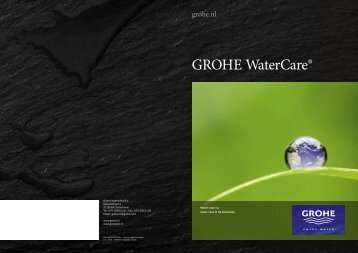 GROHE WaterCare®